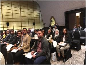 مشاركة جامعة عمان الأهلية في مؤتمر البلقاء الهندسي الدولي الثاني