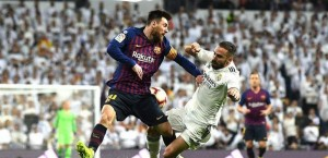 برشلونة وريال مدريد..