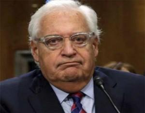 السفير الامريكي لدى الاحتلال يزور التاريخ: الأردن احتل الضفة الغربية 19 عاما