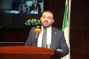 الصحفي سمحان يستعد لتشكيل كتلة شبابية عن الدائرة الثانية