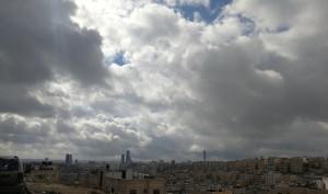 طقس العرب : حالة من عدم الاستقرار الجوي تؤثر على الأردن بدءا من الخميس