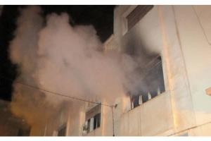 وفاة و إصابتان إثر حريق منزل في جرش