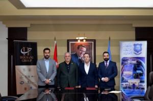 عمان الأهلية توقع اتفاقية تعاون أكاديمي مع GESCO للخدمات الجامعية