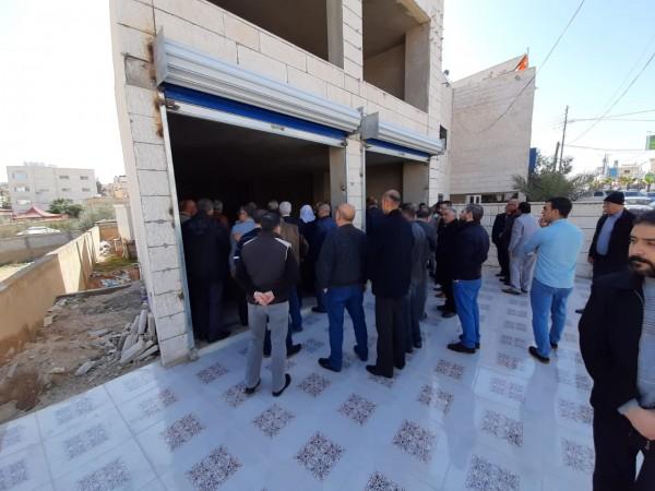 جمعية الحكمة الخيرية في الزرقاء تفتتح مشروعها الإستثماري