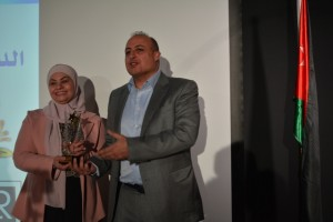افتتاح مسرح المؤسس المرحوم د. احمد الحوراني في مدارس الجامعة وسط حفل تكريمي بهيج