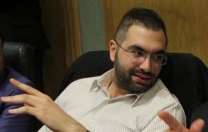 زيادين يسأل الحكومة عن لوحات الاعلانات الالكترونية