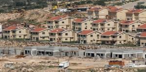 إسرائيل تقرر بناء 1900 وحدة استيطانية بالضفة الغربية