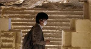 مصر تسجل أول حالة وفاة بفيروس كورونا