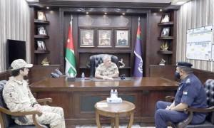 الملك: الظروف الاستثنائية التي تمر بها المملكة تؤكد قوة مؤسساتنا والأمن العام مثال على ذلك