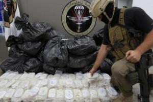 الامن اللبناني يوقف اكبر عملية تهريب مخدرات بتاريخ لبنان