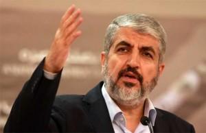 مشعل: مواقف الأردن مع فلسطين مشهودة