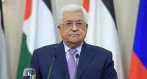 عباس: فلسطين اصبحت في حل من جميع الاتفاقات مع اسرائيل