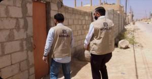 نوبلز العقارية تقدم الدعم ل 1000 أسرة من متضرري أزمة