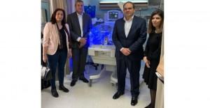 بنك ABC الأردن يواصل دعمه لجمعية هديه الحياة الخيرية ويقوم بزيارة ميدانية للأطفال الذين اجروا العمليات الجراحية