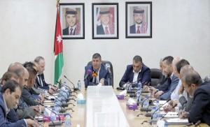فلسطين النيابية والكتل البرلمانية تؤكد وقوفها خلف الملك رفضا للقرارات الإسرائيلية