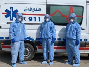 تسجيل ٢٤ إصابة بفيروس كورونا في الاردن بينهما واحدة محليه