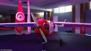تونس تصنّع أول طائرة