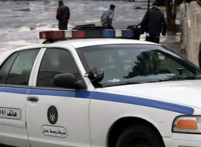 سحاب :فرار سائق اطلق النار على شرطي