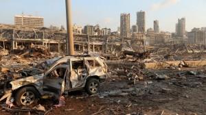 الخارجية: ارتفاع أعداد الأردنيين المصابين بانفجار بيروت الى 7 اشخاص
