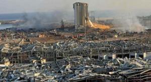 مسؤول لبناني يكشف عن مفاجاة بشأن انفجار مرفأ بيروت