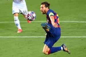 برشلونة يضرب موعداً مع بايرن ميونخ بربع نهائي دوري الابطال الاوروبي