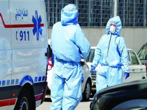جابر: تسجيل إصابتين بفيروس كورونا في