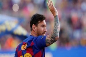خبر صادم لعشاق الكتلوني .. ميسي لـ إدارة برشلونة: لم أعد لاعباً في الفريق