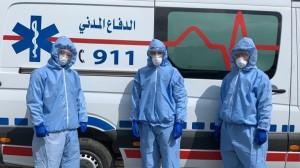 جابر: وفاتان و252 اصابة جديدة بكورونا .. و50 حالة شفاء