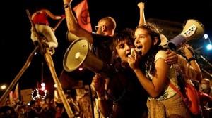 آلاف المستوطنين يطالبون برحيل نتنياهو