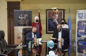 عمان الأهلية توقع ثلاث اتفاقيات تشغيلية استثمارية