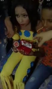 خطوبة جديدة بين طفلين في مصر تثير ضجة!!
