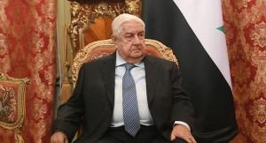 وفاة وزير الخارجية السوري وليد المعلم
