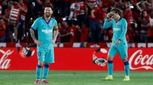 ميسي: مللت من تحميلي كل مشكلة في برشلونة
