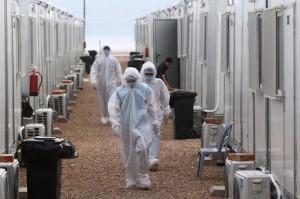 الصحة: 67 فاة و5000 إصابة جديدة بكورونا في الاردن