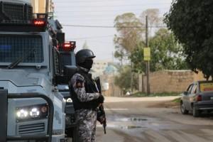 انتشار أمني في الصريح بعد المشاجرة المسلحة