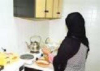 إجبار خادمة اندونيسية على الدعارة