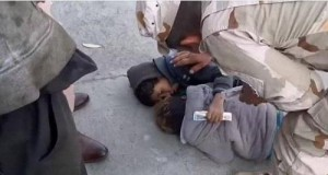 الطفل العراقي لم يمت من البرد