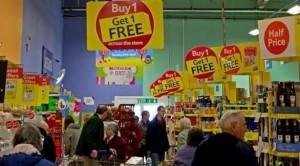 بريطانيا تحظر عروض (اشتر واحداً واحصل على الآخر مجاناً)