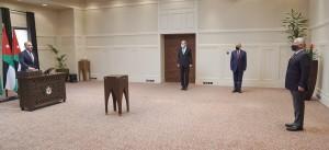 العضايلة يؤدي اليمين أمام الملك سفيرا في القاهرة ومندوبا بجامعة الدول العربية