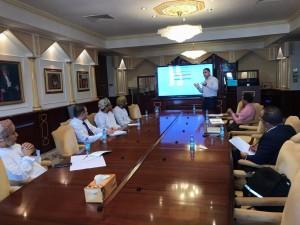 تعاون مميز في البحث العلمي بين جامعتي عمان الاهلية والسلطان قابوس