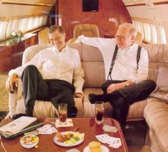 بيل غيتس يتجه لشراء أكبر شركة للطائرات في العالم