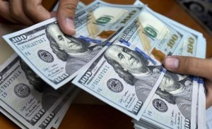 ارتفاع الدولار لأعلى مستوى في 3 أسابيع