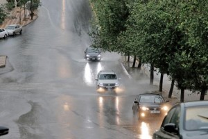 الأردن على موعد مع الامطار بعد انقطاعها 21 يوما