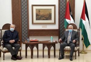 عباس يصدر مرسوما باجراء الانتخابات الرئاسية نهاية تموز