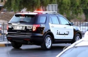 حبس سائق في الأمن العام لاصطفافه بصورة مخالفة في شارع عام