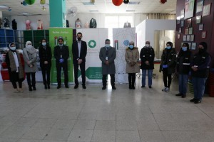 بنك صفوة الإسلامي يوزع كسوة الشتاء على مجموعة من أطفال برنامج صندوق المعونة الوطنية