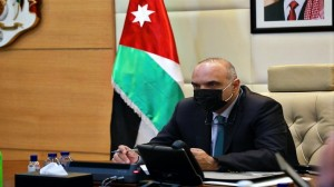 الخصاونة يصل بغداد ويلتقي الرئيس العراقي