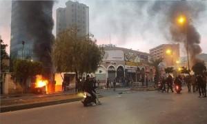 لبنان .. عودة التوتر لشوارع طرابلس
