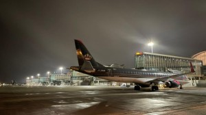 تأجيل رحلة وإلغاء 3 رحلات جوية للملكية الأردنية خلال هطل الثلوج