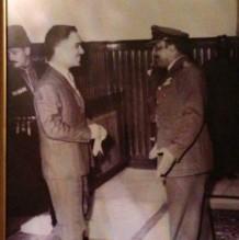 اللواء الطيار المقاتل سعد الدين قاسم ضمره اول طيار حربي أُردني . بقلم بلال خريسات